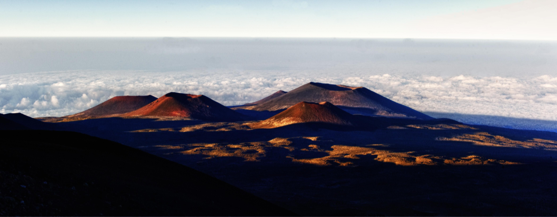 mauna kea volcano - HD4716×1835