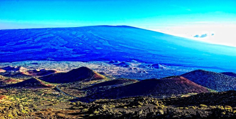 Moonscape on Mauna Kea1