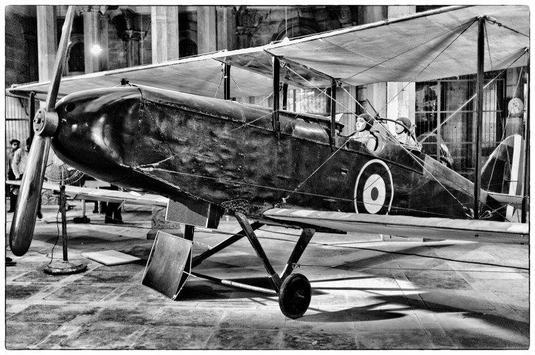 India Bi-Plane